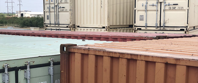 Shipping container rental San Angelo TX